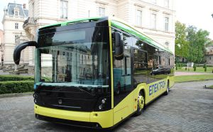 Закуплять електробуси-тролейбуси