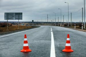 Трасса Одесса — Рени: рапортуют о завершении работ