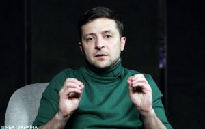 Новообраний Президент Володимир Зеленський шукає талановитих і хороших