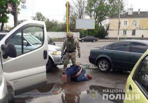 Понад 1 млн грн коштує партія кокаїну, вилучена в наркоторговців Житомира