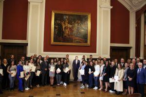 Наші студенти отримують стипендії від польських доброчинців