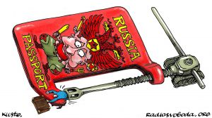 Путінська «ксива»: градус сприйняття