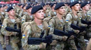 По случаю  Дня морской пехоты Украины