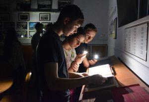 Під час «Ночі в музеї» в інформцентрі РАЕС презентували окуляри віртуальної реальності