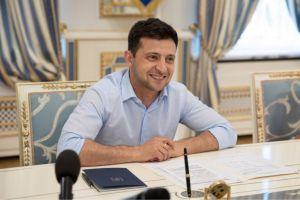 Zelensky se reunió con los representantes del Congreso Mundial de Ucranianos