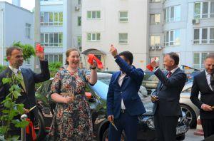 В Одесі відкрито почесне консульство Норвегії
