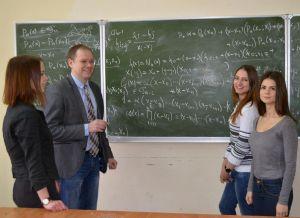 Математика — наука молодых