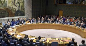 Антоніу Гутерріш: «Рада Безпеки паралізована»