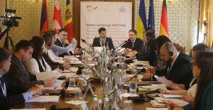 Генеральні секретарі країн Східного партнерства взяли участь у Дні Європи у Львові