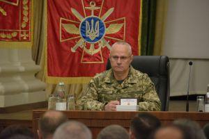 Новоназначенный начальник Генштаба ВСУ провел «разведку боем»