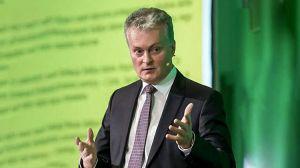 Президентом Литви обрано Гітанаса Науседу