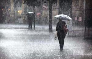 Найближчими днями очікуються дощі та грози
