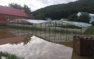 Паводок: надзвичайна ситуація регіонального рівня