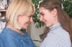 Материнське серце — мов крила янгола