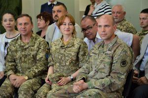 На Одещині відкрився центр реабілітації військовослужбовців