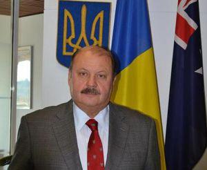 Микола Кулінич: «В Австралії мені  іноді здається, що я говорю з козаками»