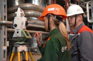 Рівненська АЕС придбала роботизований тахеометр