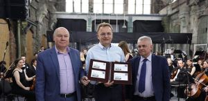 Відзначили 125-річчя львівського трамвая