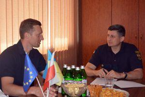 Українські й польські рятувальники реалізують спільний проект