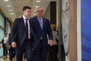El curso de Ucrania hacia la Unión Europea y la OTAN se mantiene sin cambios
