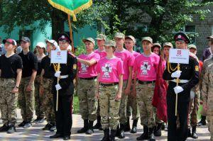 У Луганській області мірялися силою та спритністю