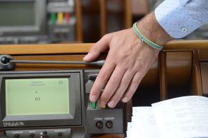 Un paso hacia la ley de juicio político: la Rada aprobó el proyecto de ley sobre la comisión provisional especial de investigación