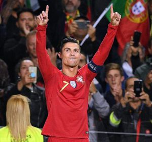 Роналду вивів Португалію до фіналу