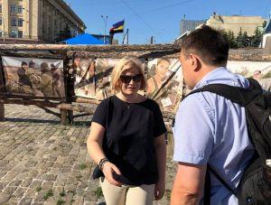 Ірина Геращенко здійснила робочу поїздку до Харкова