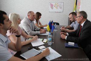 Німецький банк допоможе підприємництву Луганщини