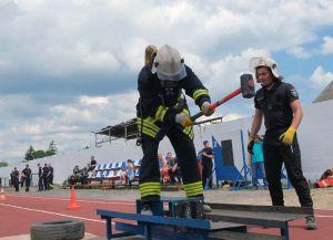 Із вогнеборців найспритніші — іршавські