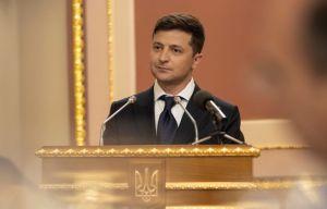 Володимир Зеленський відповів на петицію про свою відставку