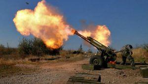 Окупанти з артилерії накрили військових поблизу Гладосового