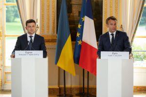Niemand will, dass die Ukraine Pulverfass wird