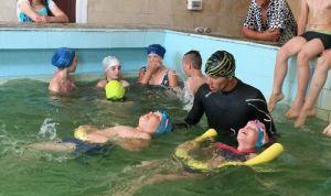 Тепер юні ковельчани мають можливість займатися плаванням