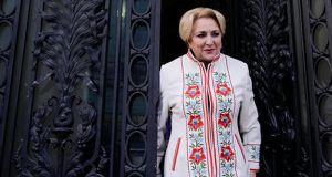 Уряд Румунії втретє вцілів