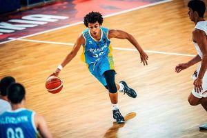 Юний українець тренується з клубом НБА