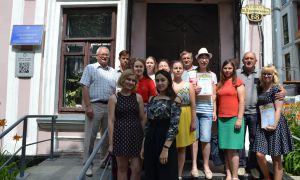 Соревновались юные литераторы