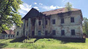 Діти просять урятувати маєток Красицьких у Володимирці
