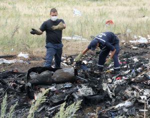 Wolodymyr Zelenskij hofft, dass alle am Absturz des MH-17-Flugzeuges Schuldigen auf die Anklagebank geraten