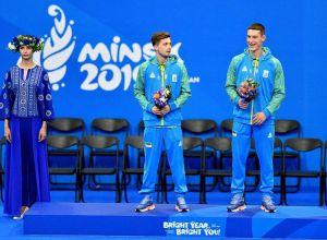 II Європейські ігри – ані дня без медалей
