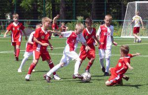 Великий футбол для малих вихованців