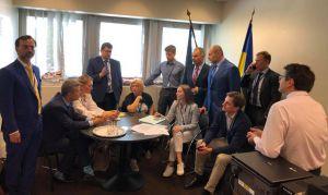 Українська делегація припиняє участь у роботі сесії ПАРЄ