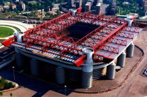 У Мілані побудують нову арену