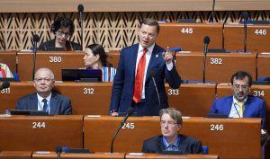 Ляшко в Страсбурзі: «Ми зробили все, щоб захистити честь України»