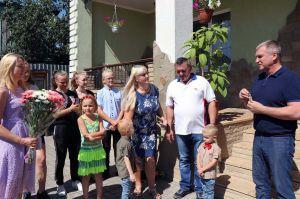 Для прийомної сім'ї придбали будинок у Сумах