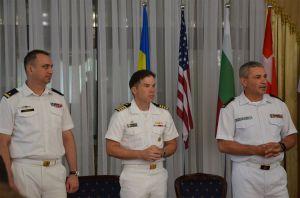 Стартували військово-морські навчання «Сі Бриз-2019»