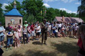 Православний табір