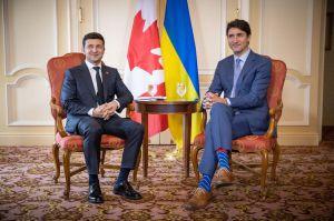 Підсумки візиту до Канади: спрощення візового режиму та співпраця у військовій сфері