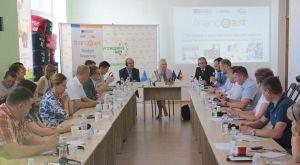 На Луганщині презентували програму «FinancEast»