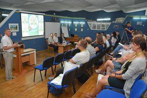 Відкрилася VIII Міжнародна літня ядерна школа